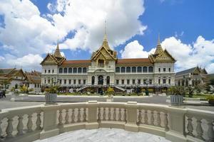 den kungliga platsen i bangkok foto