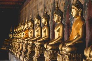 buddha statyer foto