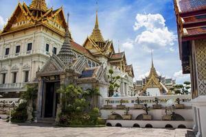 grand palace i bangkok