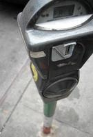 nyc parkeringsmätare