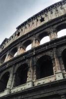 colosseum, Rom, Italien foto