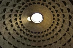 pantheon-kupolen foto