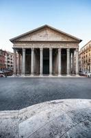 panteon, Rom - Italien. foto