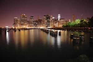 Manhattan. New York. Förenta staterna foto