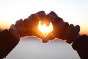 glad i kärlek foto