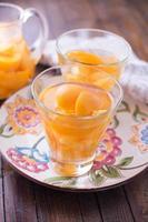 stuvade sommarfrukter foto