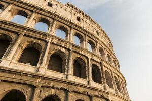 colosseum i Rom, Italien foto