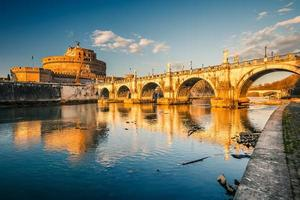 sant'angelo fästning, Rom foto