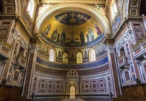 archbasilica av helgon john lateran, Rom, Italien foto