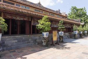 antik mausoleum av kung foto