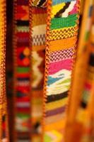 färgglada bälten foto