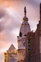 stadshuset i Philadelphia foto