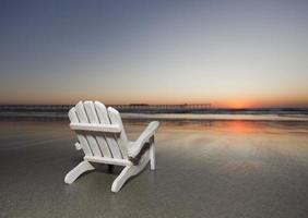 Kaliforniens kustlinjer. foto