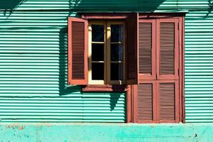la boca, buenos aires argentina foto