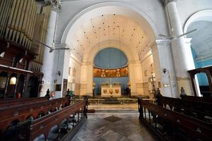st. johns kirche i kalkutta, indien foto