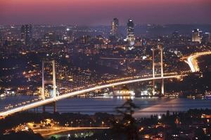 bosphorus (istanbul) foto