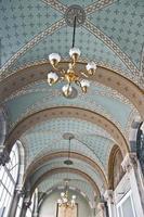 hagia triada kyrka, istanbul foto