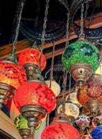 turkiska lampor