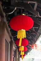 Kinesisk lykta foto