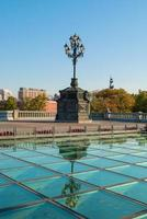 Moskva lykta foto