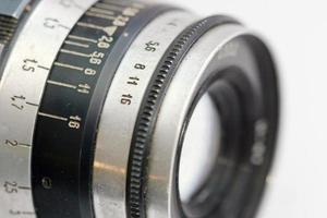 vintage sovjetiska kamera foto