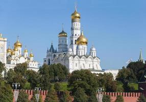 ivan den stora klockan i Moskva kreml, Ryssland, 1505 år foto