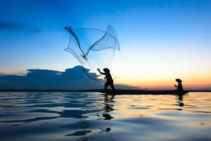 fiskare foto
