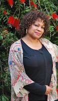afrikansk amerikansk kvinna. foto