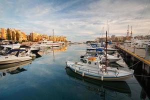 zea marina i piraeus, athens. foto
