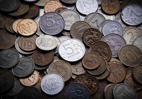 handfull ryska rubel
