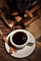 kopp kaffe foto