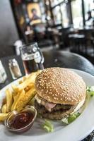 hamburg, tyskland foto