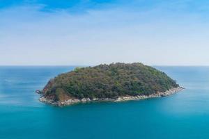 tropisk ö Thailand