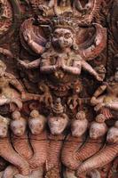 tempelstadt bhaktapur i kathmandu nepal