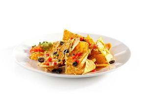 majs chips foto