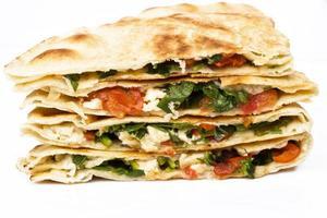 mexikanska quesadillas