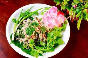 Thai mat foto
