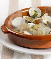 musslor kokta