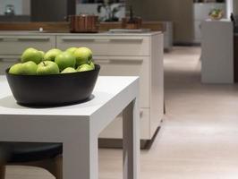 minimalistiskt kök foto