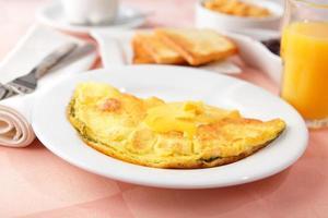 omlet foto