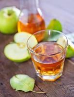äppeljuice foto