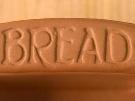 brödbakning foto