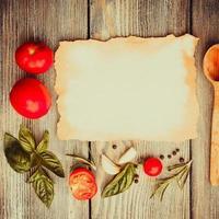 italienska recept foto