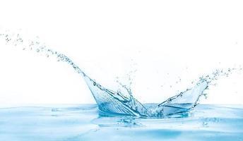 vattenplask