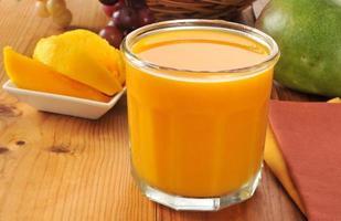 mango juice foto