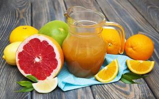 citrussaft foto