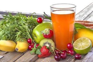 multivitamin juice foto