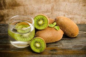 Kiwi frukt foto
