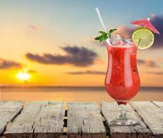 cocktail, drink, glas foto