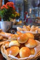 bröd, bageri foto